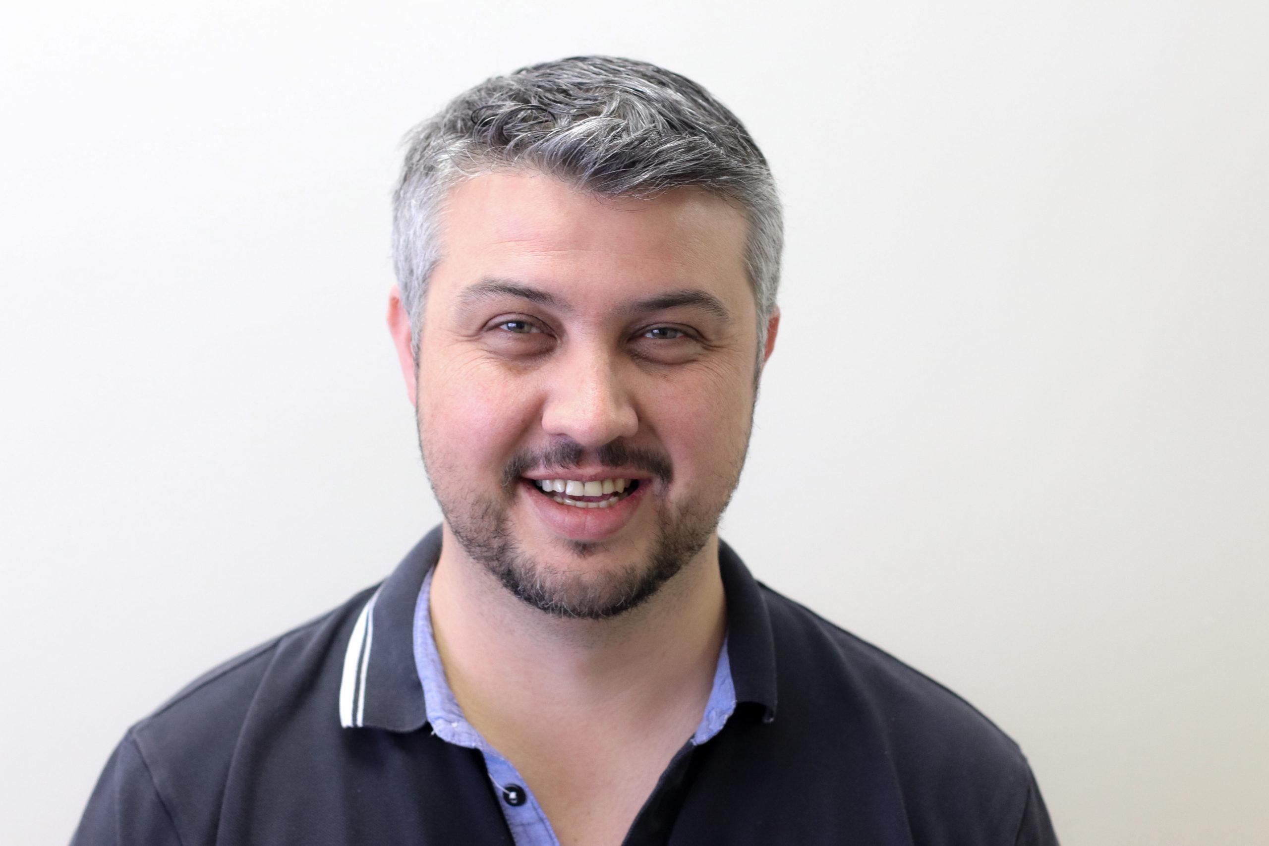 Dr Mike Marinus (MScPaeds, M.Tech Chiro)
